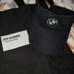 "Thumbnail of ""BMW 二点セット サンバイザー トートバッグ"""