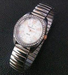 Norma Jeane レディース ソーラー 腕時計  稼働品
