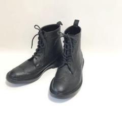 "Thumbnail of ""美品 Traditional Weatherwear レインブーツ 黒 UK8"""