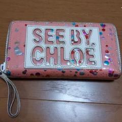 "Thumbnail of ""SEE BY CHLOE 長財布"""