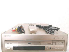 "Thumbnail of ""Pioneer DVD CD CDV レーザーディスクプレーヤーDVL-9"""