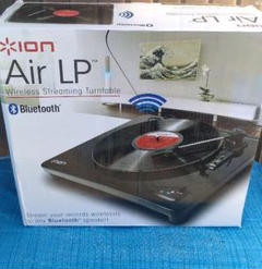 """Thumbnail of """"4日まで ION  Air LP アナログレコードプレーヤー Bluetooth"""""""