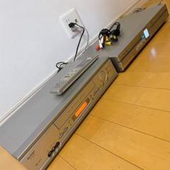 """Thumbnail of """"2点セット! SHARP シャープ HDD DVDレコーダー リモコン付き✨"""""""