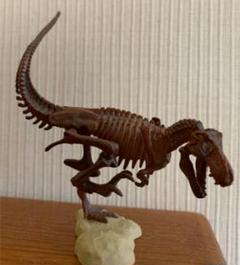 """Thumbnail of """"海洋堂 カプセルQ ティラノサウルス骨格"""""""