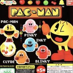 "Thumbnail of ""カプキャラ パックマン PAC-MAN 全5種セット"""