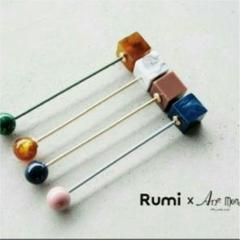 "Thumbnail of ""Rumi×Ane Mone のヘアバトン 2本セット 完売"""
