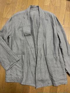 "Thumbnail of ""最終 blurhms Wash Linen Cardigan Jacket"""