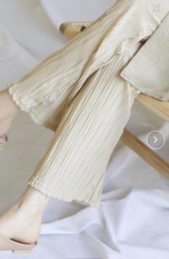 "Thumbnail of ""【未使用】select MOCAプリーツレギンスパンツ"""