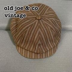 "Thumbnail of ""vintage オールドジョーアンドコー ハンチング帽 日本製 ベレー帽"""