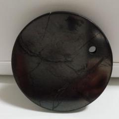 "Thumbnail of ""大きな円 本物の高品質ロシア自然治癒石-カレリアから--電磁波放出"""