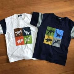 "Thumbnail of ""中古 クレードスコープ 恐竜 Tシャツ 110"""