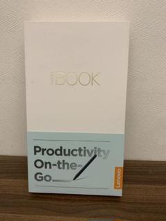 Lenovo yoga book con android