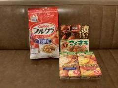 """Thumbnail of """"食料品セット フルグラ・コーンスープ・ポタージュスープ・カレールー・シチュールー"""""""
