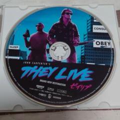 "Thumbnail of ""国内版 THEY LIVE ゼイリブ 4k ultra hd discのみ"""