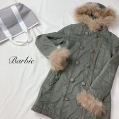 "Thumbnail of ""Barbie バービー カーキ ファー モッズコート ミリタリー ロングコート"""