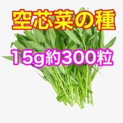 """Thumbnail of """"ベトナム 空芯菜 袋込み15g 約300粒前後"""""""