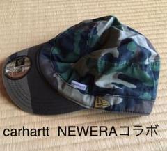 "Thumbnail of ""NEW ERA   carhartt  迷彩ワークキャップ"""