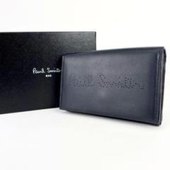 "Thumbnail of ""新品 ポールスミス カードケース 名刺入れ ネイビー 31wd912 メンズ"""