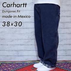 """Thumbnail of """"カーハート Carhartt  W38 ダック地ネルライナーペインターパンツ 紺"""""""