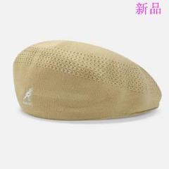 "Thumbnail of ""人気  KANGOL ハンチング ベレー帽 ベージュ M4"""