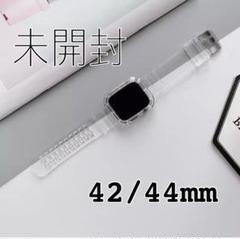 "Thumbnail of ""【即日発送】Apple Watch クリアバンド 透明 42/44mm"""
