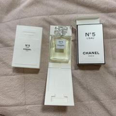 "Thumbnail of ""Chanel 香水 シャネル N゜5 オードゥ パルファム 100ml"""