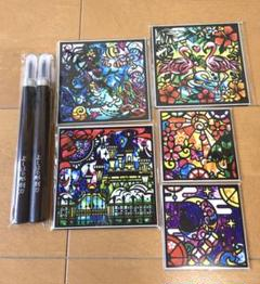 "Thumbnail of ""シャインカービング シートと専用彫刻刀セット"""
