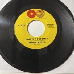 "Thumbnail of ""Marvelettes -- Twistin' Postman ☆US 7″"""