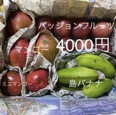 "Thumbnail of ""現物のみ! 大人気!マンゴー、ミニマンゴー、パッションフルーツ、島バナナ"""