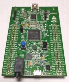 """Thumbnail of """"ディスカバリ STM32F4 ARM® Cortex®-M4 評価ボード"""""""