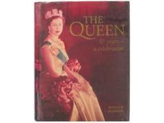 "Thumbnail of ""洋書◆エリザベス女王 50周年記念 写真集 本 イギリス 英国 王室"""
