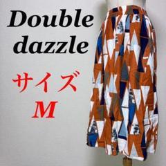 "Thumbnail of ""a0663【Double dazzle】ロングキュロット ワイドパンツ 派手"""