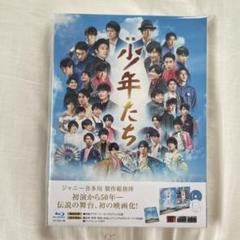 "Thumbnail of ""クリアファイルDVDセット 映画 少年たち〈2枚組〉"""