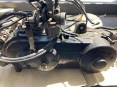 """Thumbnail of """"AF26 zook ズーク エンジン一式 実働車取り外し キャブレター"""""""