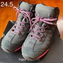 "Thumbnail of ""トレッキングシューズ 登山靴24.5cm"""