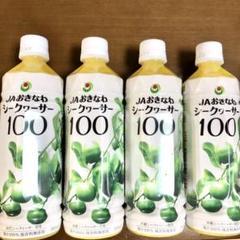 "Thumbnail of ""沖縄シークワーサー果汁100% 500ml 4本"""