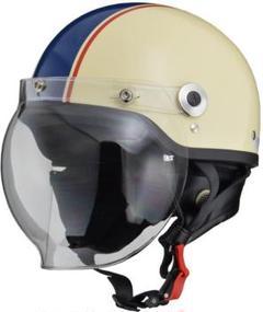 "Thumbnail of ""リード工業(LEAD) ヘルメット ジェット CROSS  CR-760"""