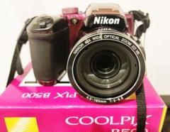 "Thumbnail of ""《美品》Nikon/デジタルカメラ/COOLPIX  B500/プラム"""