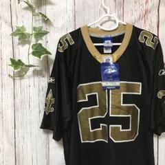 """Thumbnail of """"【デッドストック】NFL  アメリカンフットボールゲームシャツニューオリンズ25"""""""