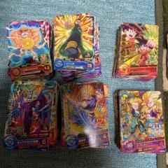 "Thumbnail of ""スーパードラゴンボールヒーローズ カード 大量"""