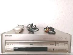 "Thumbnail of ""Pioneer DVD/CD/レーザーディスクプレーヤーDVL-9"""