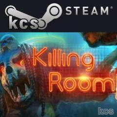 "Thumbnail of ""Killing Room Steam版 定価980円を"""
