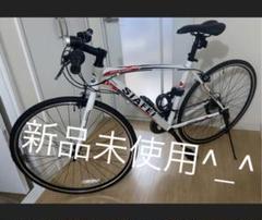 "Thumbnail of ""クロスバイク 新品未使用!"""