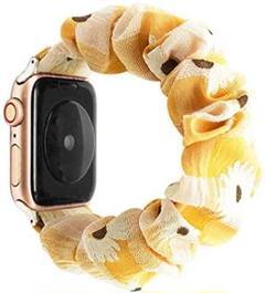 """Thumbnail of """"Apple Watch バンド シュシュバンド 通気 軽量 iwatchバンド"""""""