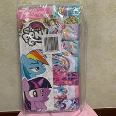 "Thumbnail of ""my little pony ショーツ7枚セット 110サイズ"""