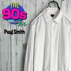 """Thumbnail of """"大人気 Paul Smith ポールスミス 手縫いステッチ デザインシャツ"""""""