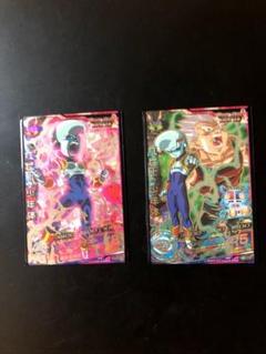 "Thumbnail of ""ドラゴンボールヒーローズ カードバトル2枚  ベビー少年体"""