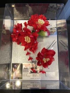 "Thumbnail of ""髪飾り ヘアピン 成人式 結婚式 パーティー"""