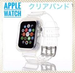 """Thumbnail of """"Apple Watch バンド クリア 38/40mm アップル ウォッチ★"""""""