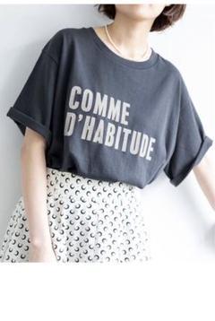 "Thumbnail of ""COMME DHABITUDE Tシャツ イエナ"""